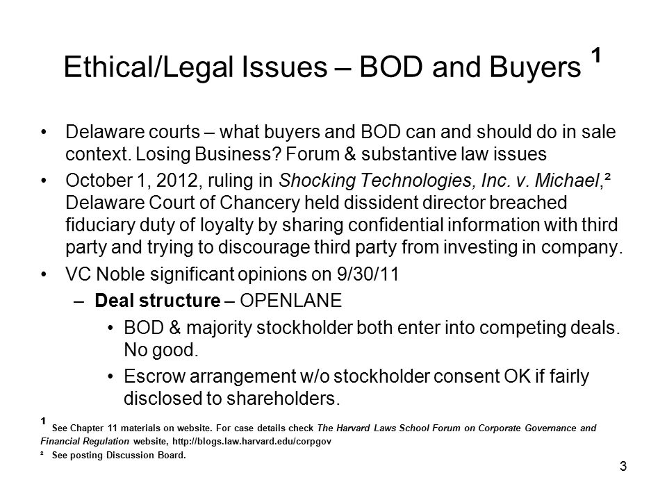 Acquisition Vehicle Acquirer's Objective (s)Potential Organization Maximizing control Facilitating postclosing integration Corporate (C or S); LLC or divisional structure Minimizing or sharing riskLLC, Partnership; joint venture Holding company Gaining control while limiting investment Holding company Transferring ownership interest to employees Employee stock ownership plan 14