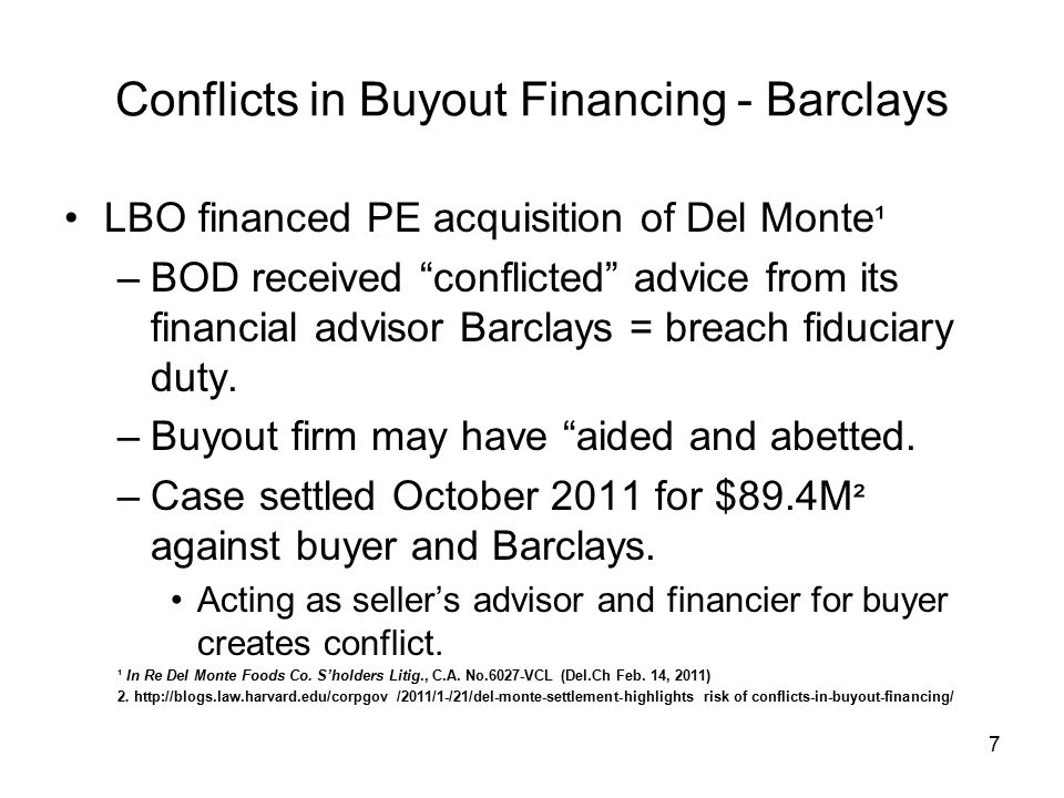 Form of Acquisition: Buyer's Perspective Cash purchase of assets (Permits cherry picking, asset write-up; limits liabilities, & no minority owners; but lose tax attributes and assets not specified in contract and incur transfer taxes) Cash purchase of stock (Assets transfer automatically but responsible for all liabilities and minority shareholders; avoids shareholder approval (buying from target shareholders); contracts and licenses may require consent to assignment) Mergers (More flexible payment terms, assets transfer automatically, no minority shareholders (potential cramdown ) or transfer taxes but responsible for all liabilities and subject to shareholder approval) Alternatives to mergers – may be tax free –Stock for stock (By operating as subsidiary avoid need for contract & license consent as continuity of ownership maintained; avoids target shareholder approval; possible EPS dilution) –Stock for assets (Similar to cash purchase of assets) Staged transactions (Provides greater strategic flexibility but postpones synergy realization) – Creeping acquisition – Icahn raider & Genzyme 18