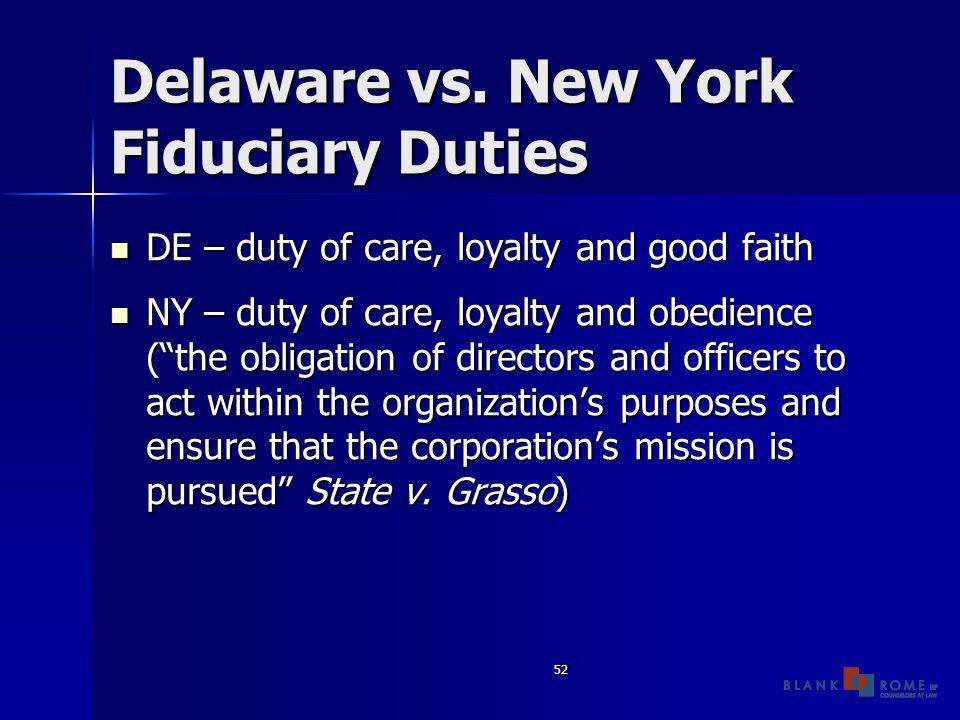 52 Delaware vs.