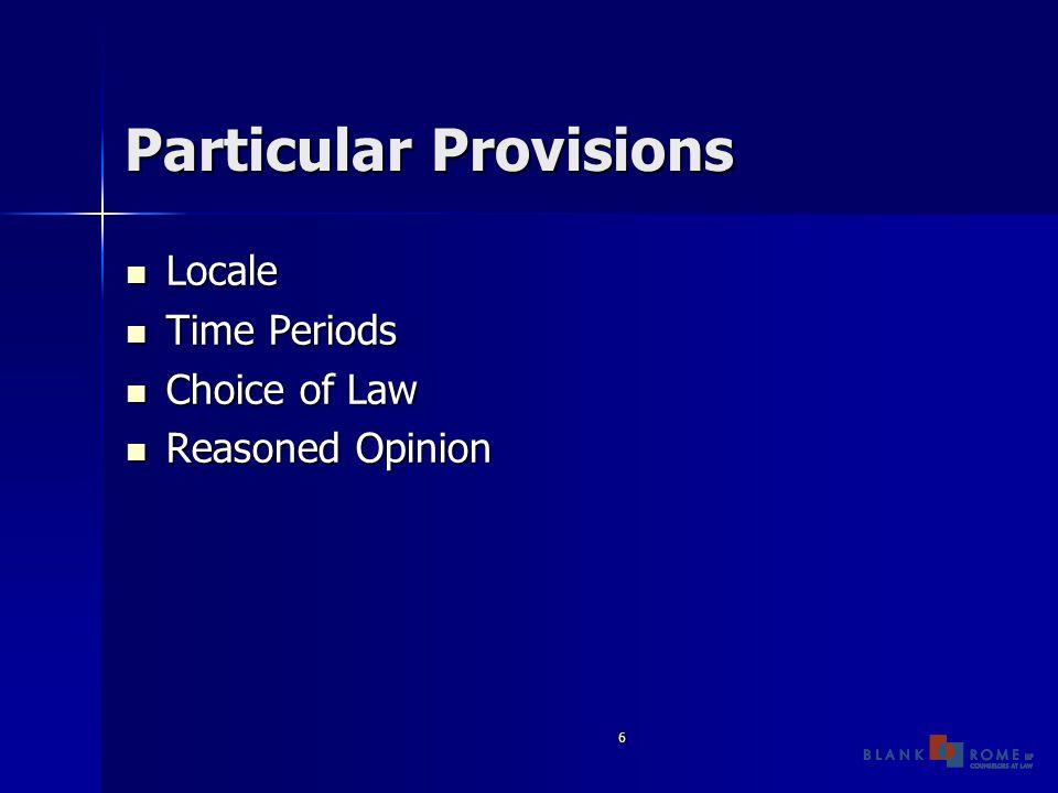 17 Manifest Disregard of Law under the FAA.