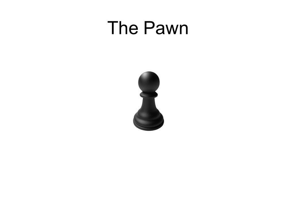 How the pieces move and capture Pawns are the only piece that captures differently from how it moves.