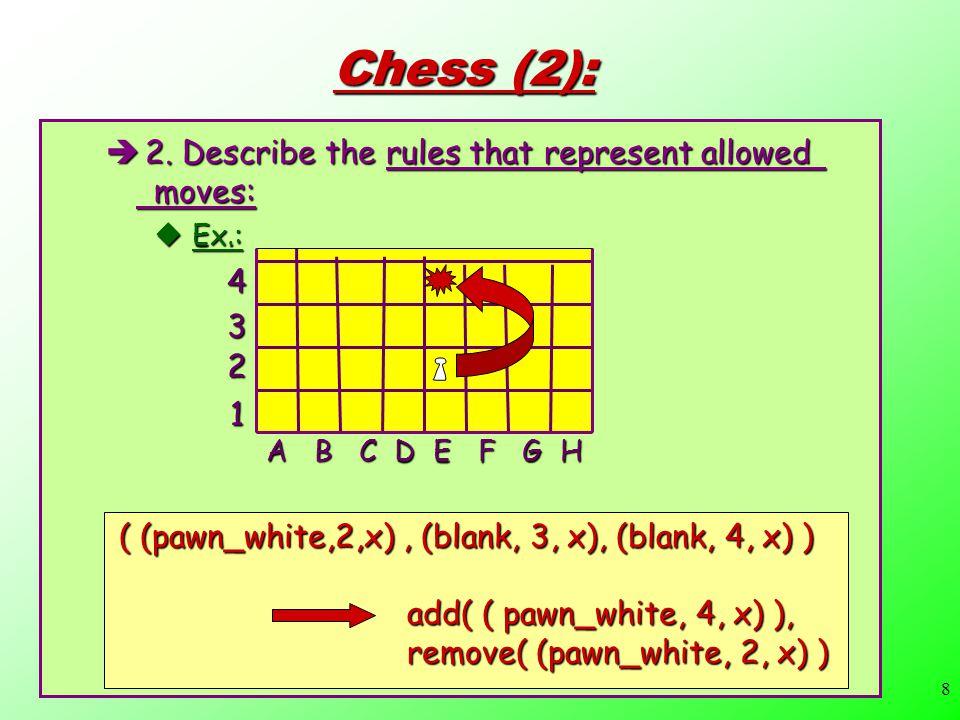8 Chess (2):  2.