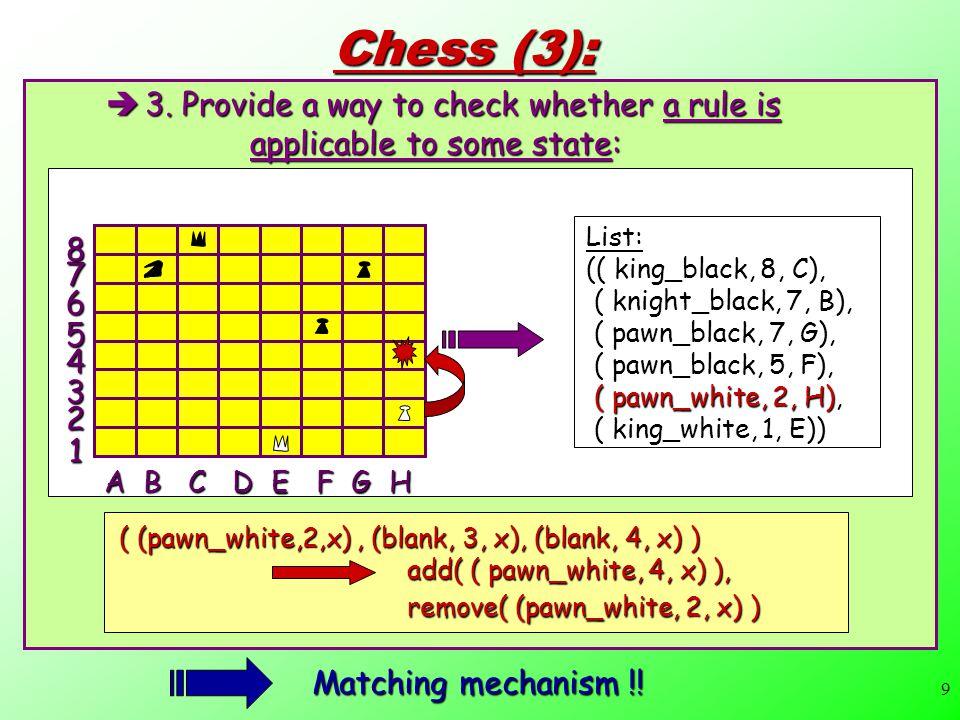 9 Chess (3):  3.