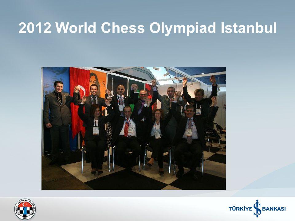 2012 World Chess Olympiad Istanbul
