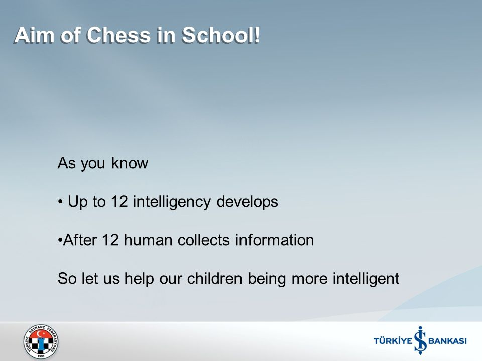 As you know Up to 12 intelligency develops After 12 human collects information So let us help our children being more intelligent
