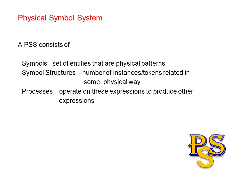 S6 S5 S4 S3S2 S1 Symbol Structures - Expressions S1 CC$7899ABVV