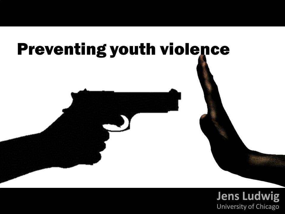 Preventing youth violence