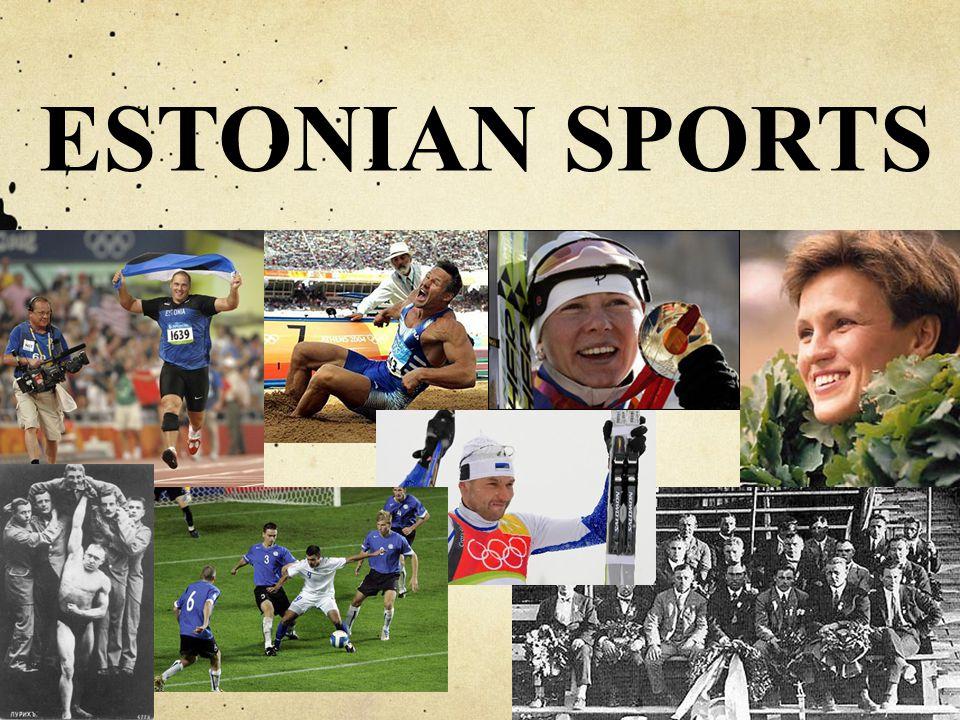 ESTONIAN SPORTS