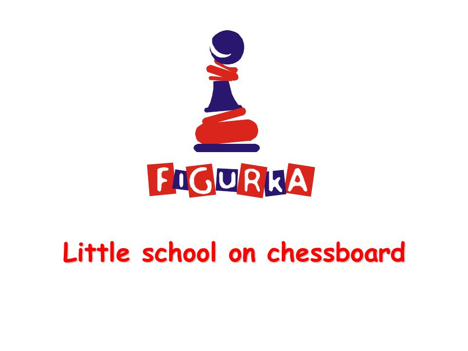 Little school on chessboard