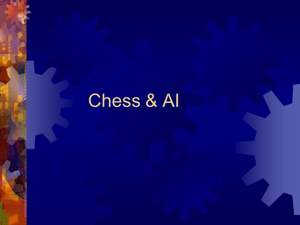 Chess & AI