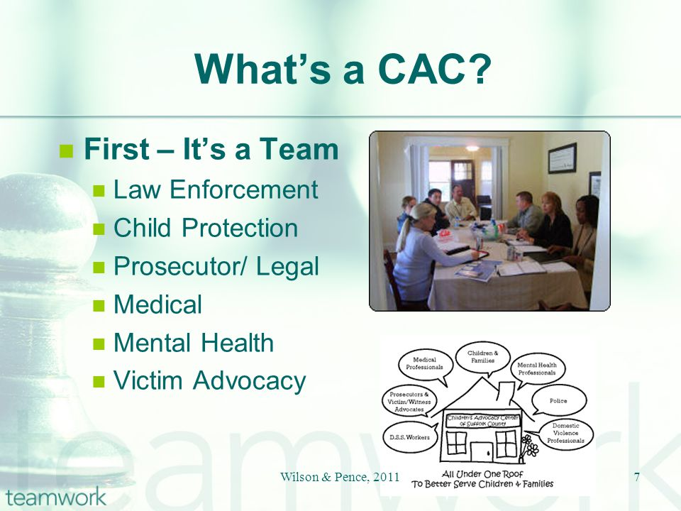 What's a CAC.