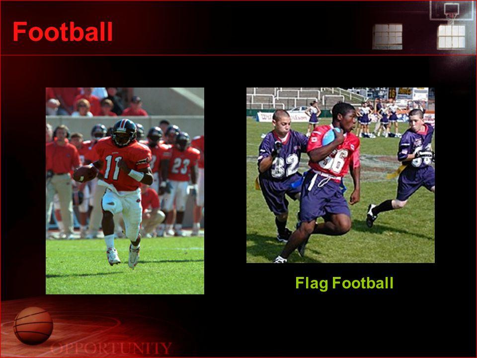 Football Flag Football