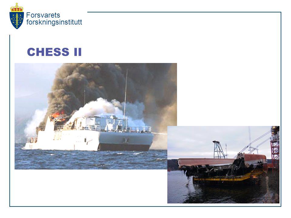 Forsvarets forskningsinstitutt CHESS II