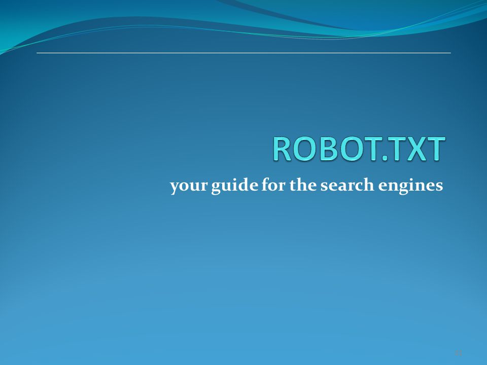 41 your guide for the search engines