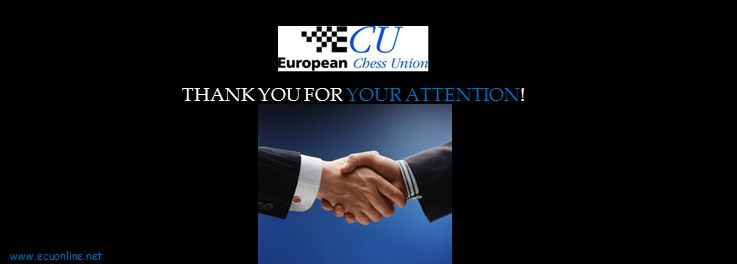 THANK YOU FOR YOUR ATTENTION! www.ecuonline.net