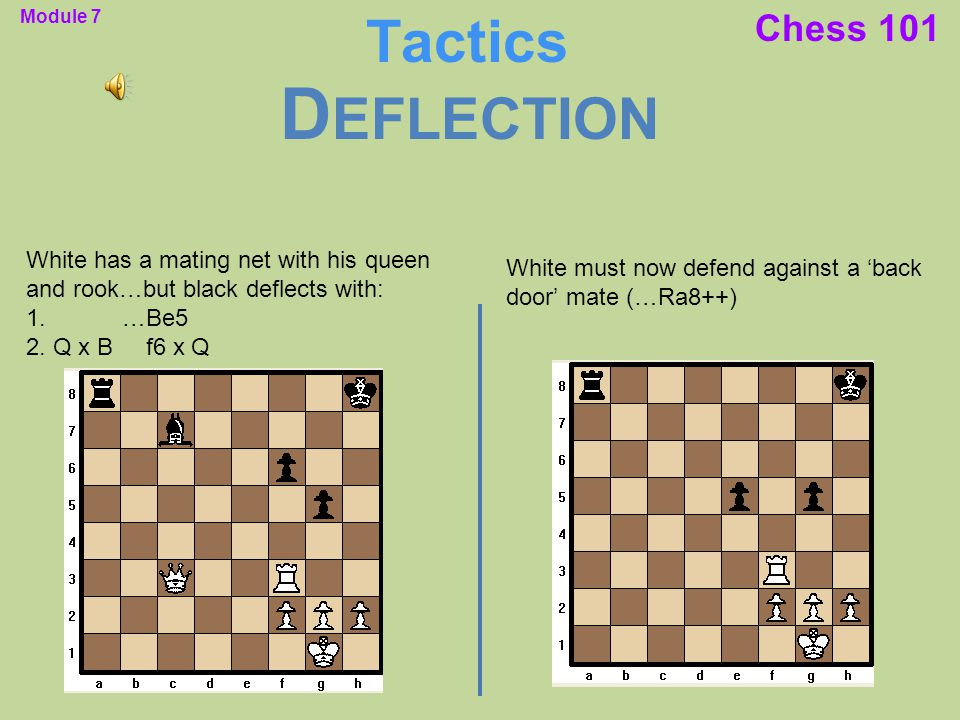 Chess 101Create Your Own O PPOSITION Here is where YOU become a teacher.