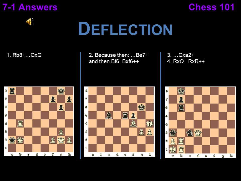 Chess 101#10 AnswersTACTICS: Opposition 1.Kf6 2.Kd4 3.Ke6 4.Kd4 5.Kf3 6.Kg5 7.Ke2 8.Ke5