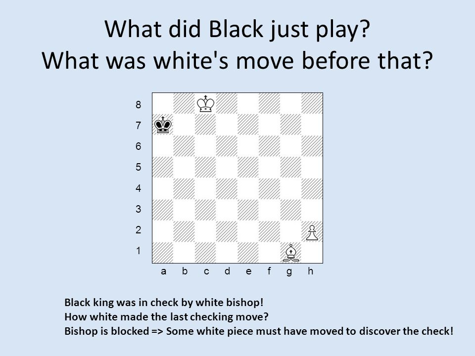 What did Black just play.What was white s move before that.