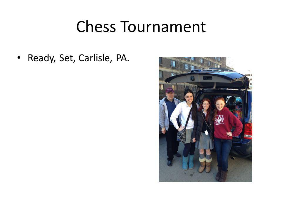 Chess Tournament Ready, Set, Carlisle, PA.