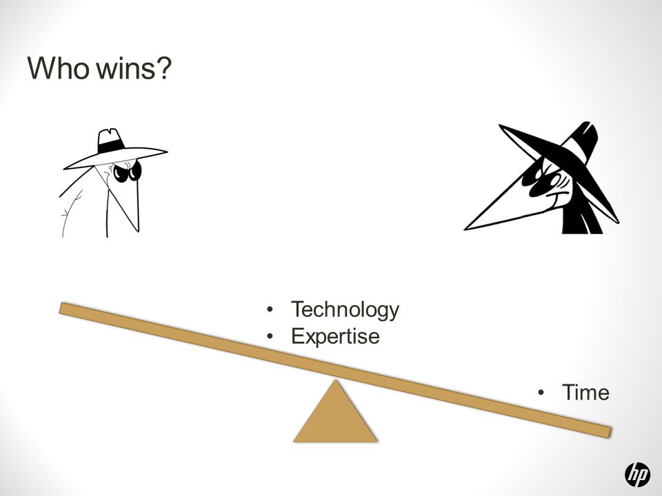 Who wins? Time Technology Expertise