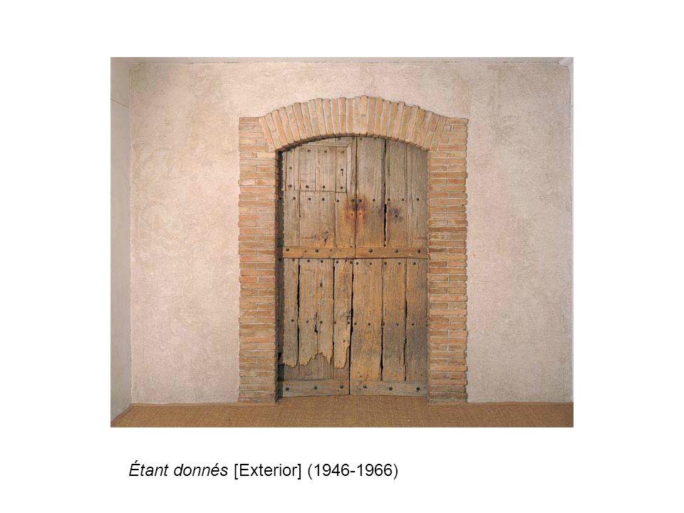Étant donnés [Exterior] (1946-1966)