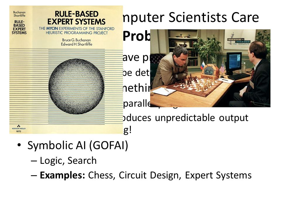 Why Should Computer Scientists Care about Probability.
