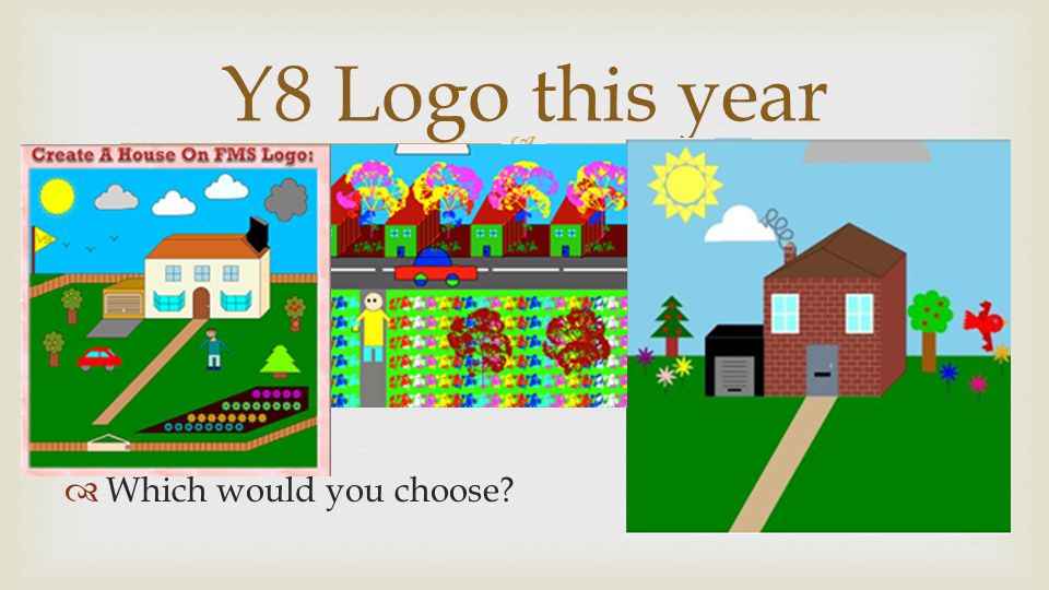  Which would you choose Y8 Logo this year