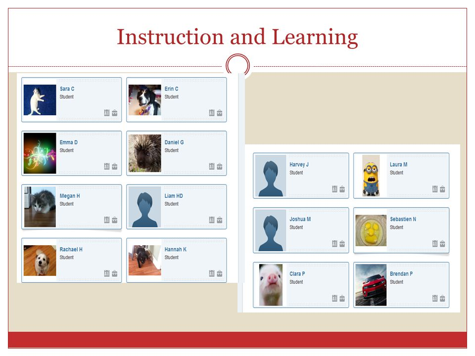 Instruction and Learning