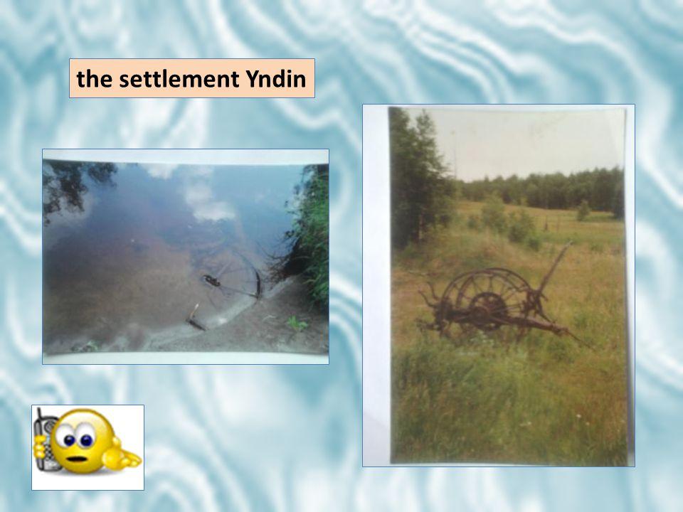 the settlement Yndin