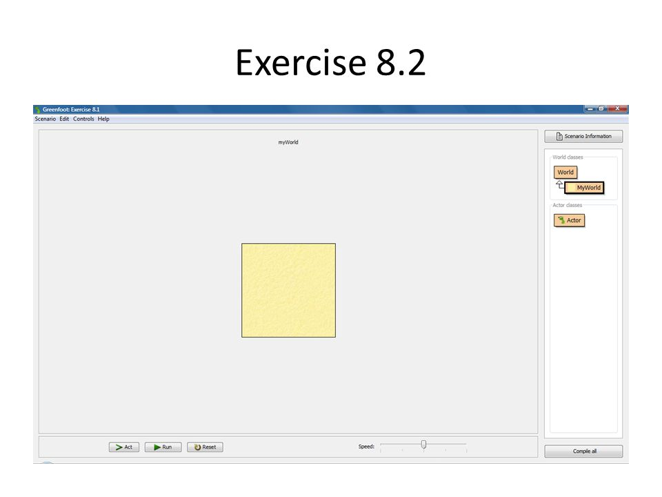 Exercise 8.2