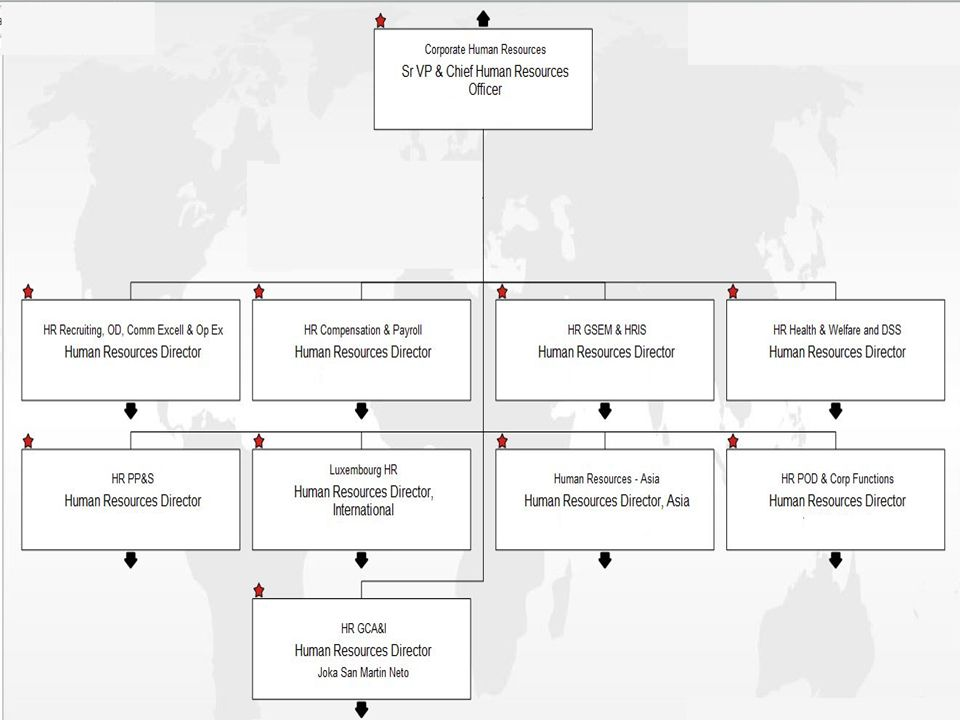 CONFIDENTIALPage 15PolyOne Corporation HR Structure