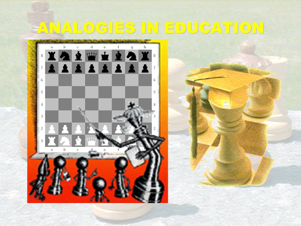 "MILITARY ANALOGIES ""I do not wish to condone the bloodthirsty business of warfare, but I agree that chess has much to teach military strategists."" For"