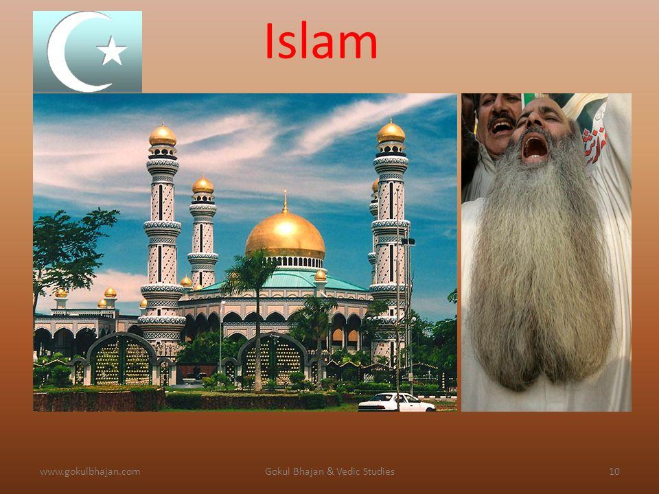 www.gokulbhajan.com Gokul Bhajan & Vedic Studies 9 The cave Jesus Meditated.. Silk Road