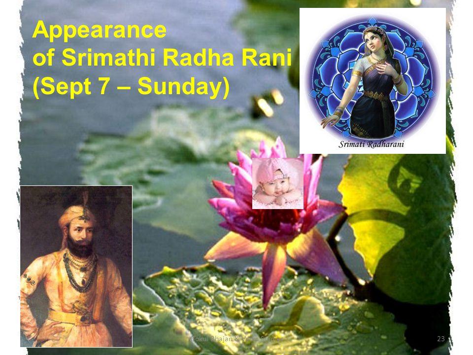 22 G1 Sloka: 2 Bhārata bhūmite haila manuşya Janma yāra Janma sārthaka kari kara Para upakāra One who has taken birth in Bhārat should make his life s