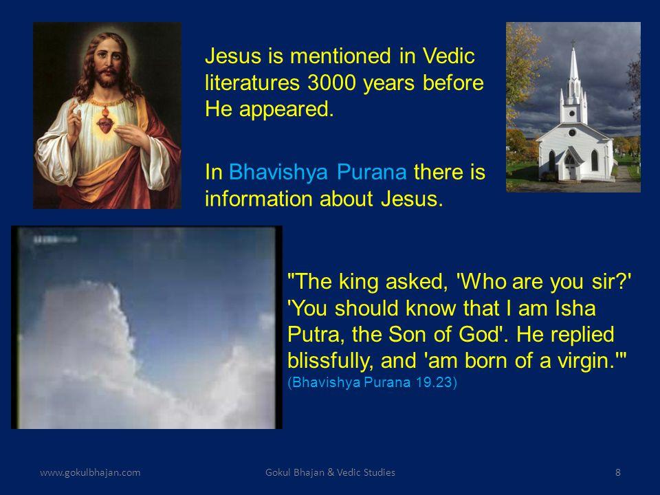 www.gokulbhajan.comGokul Bhajan & Vedic Studies7