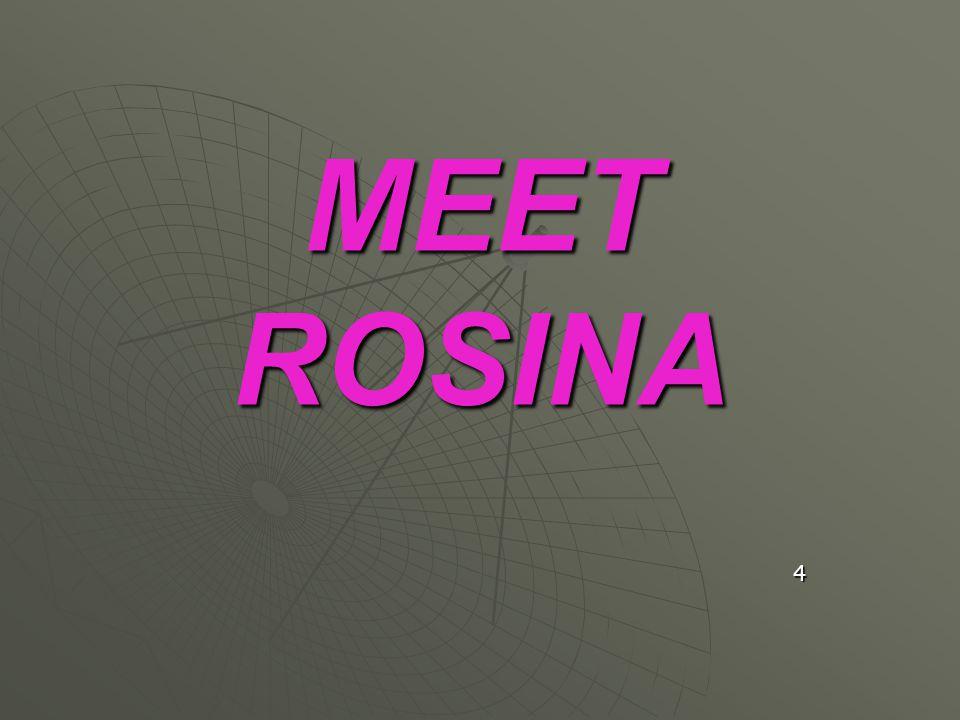 MEET ROSINA 4