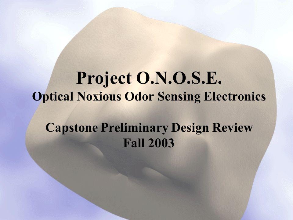 Project O.N.O.S.E.