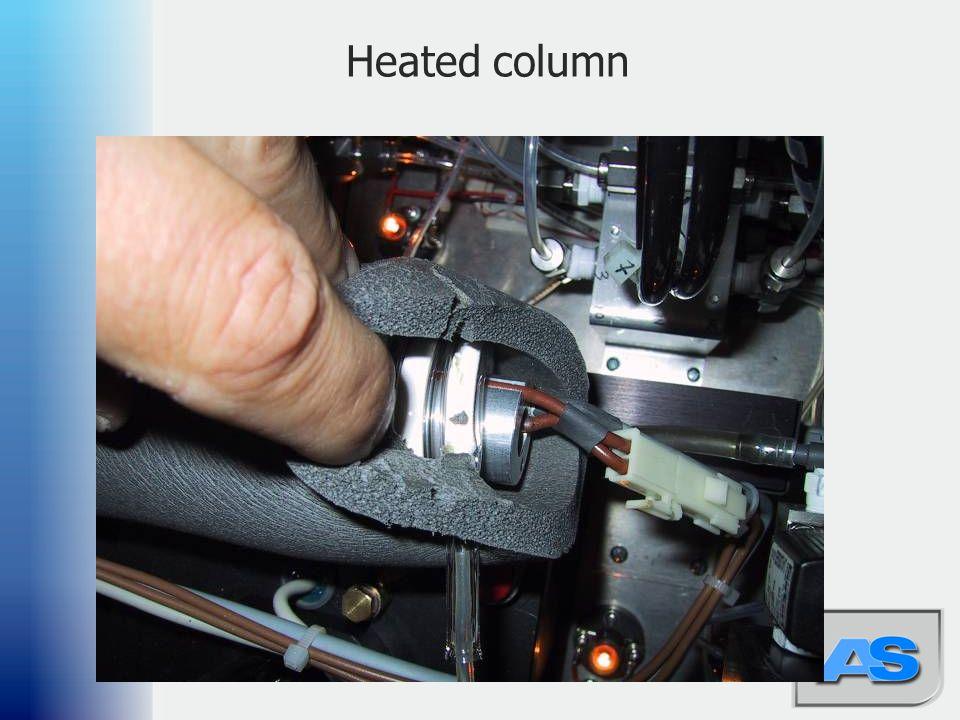 41 Heated column