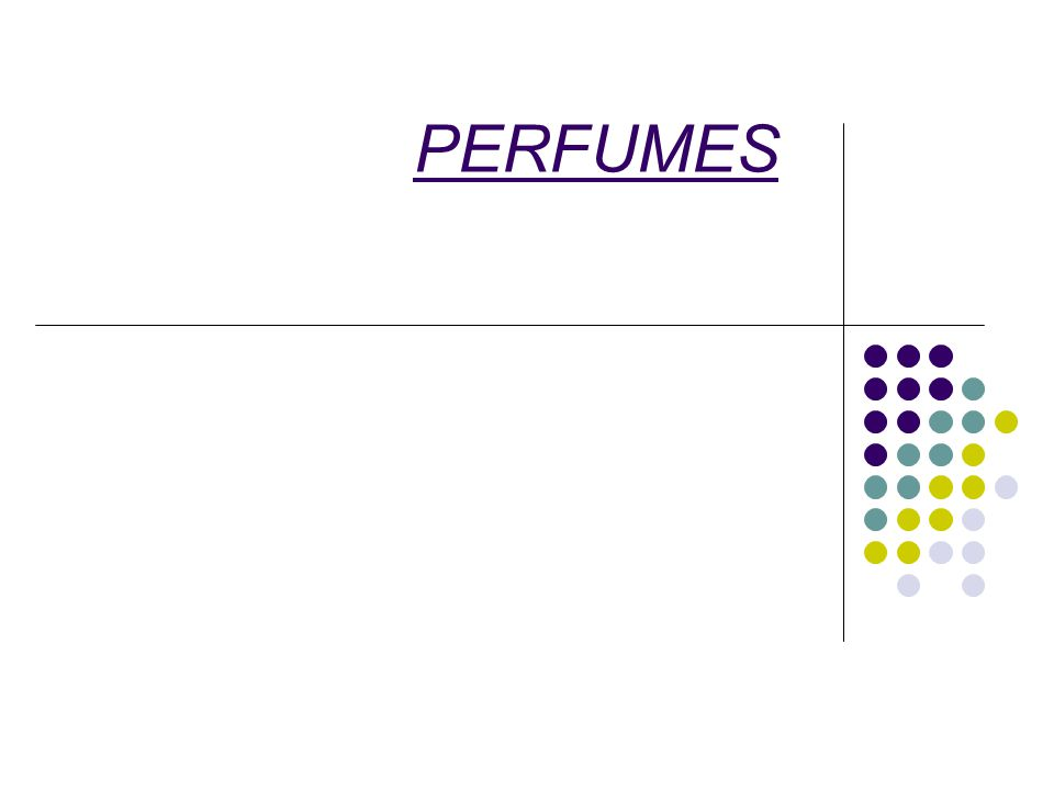 The following table shows the normal concentrations of perfume compound and alcohol strength : Alcohol strength %Perfume compound % 80-908-15 Parfum de toilette 80-908-15 Eau de parfum 804-8 Eau de toilette 703-5 Eau de cologne 803 Eau fraiche 601-3 Splash cologne