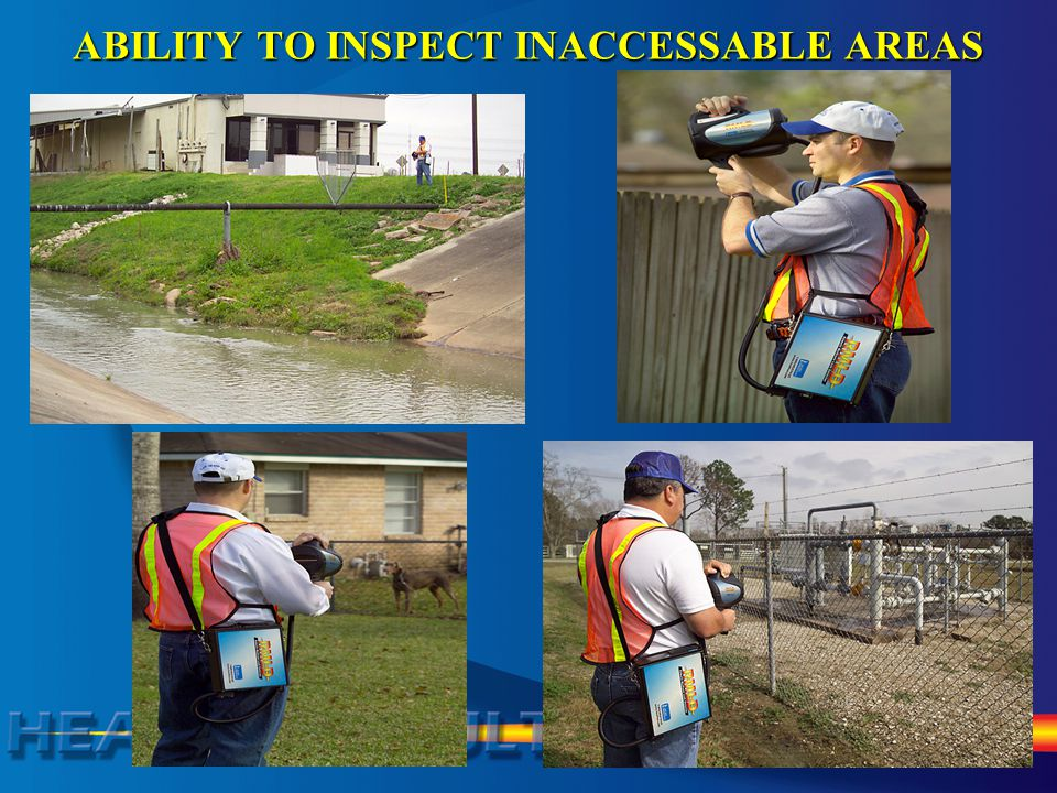 ABILITY TO INSPECT INACCESSABLE AREAS