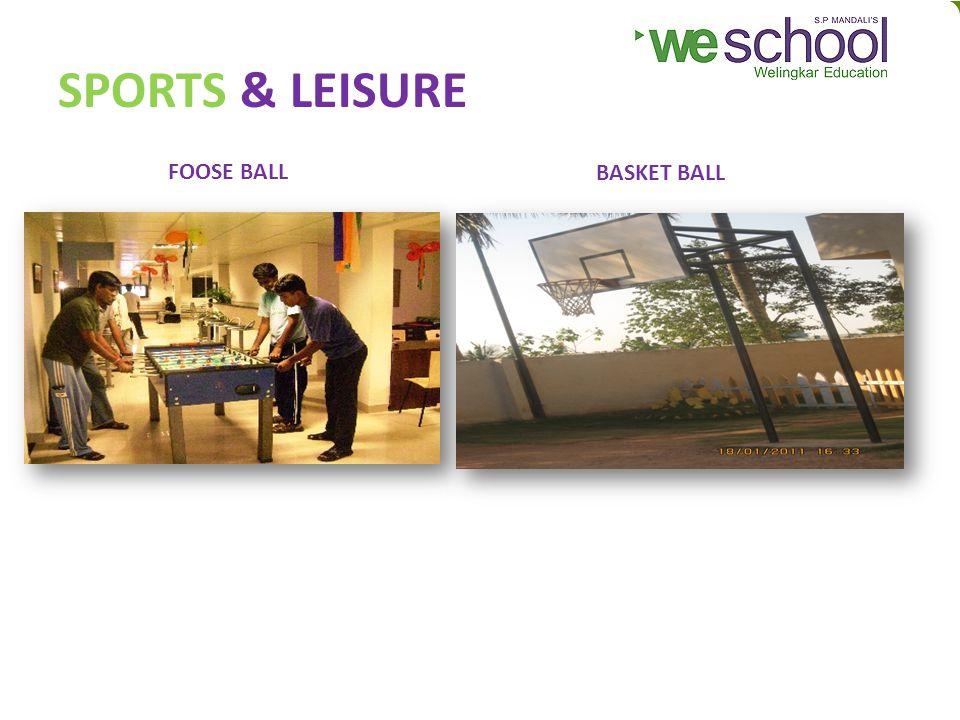 SPORTS & LEISURE BASKET BALL FOOSE BALL