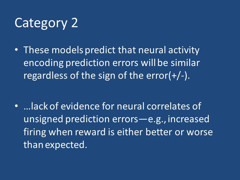 What did this paper do.Basolateral Amygdalar (ABL) Neurons Encode Unsigned Prediction Errors.