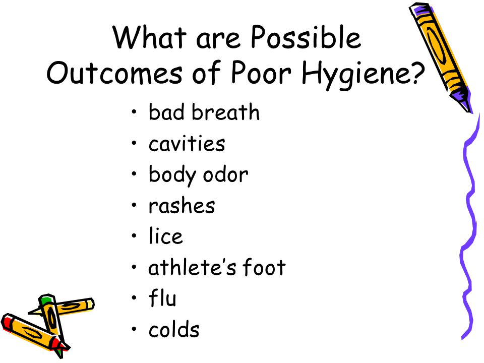 Make Hygiene part of your daily routine to stay healthy