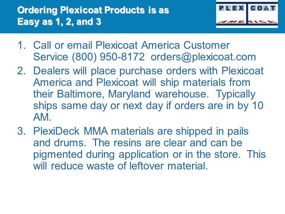 PlexiDeck MMA Life Cycle Cost vs. Epoxy