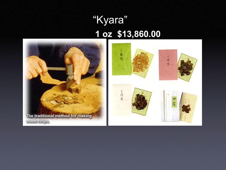 1 oz $13,860.00 Kyara