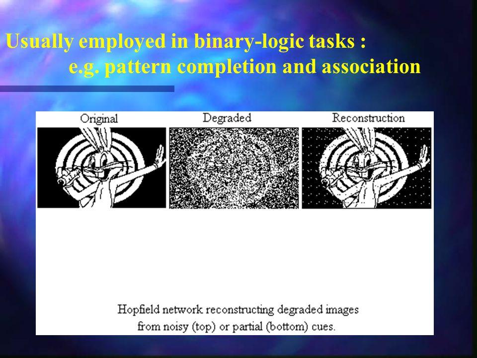 (1979-1982) Hopfield-nets PNAS (1982)