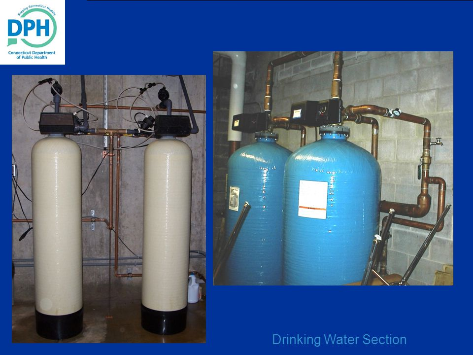 Drinking Water Section