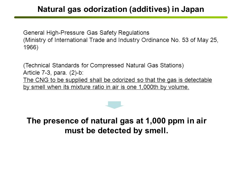 General High-Pressure Gas Safety Regulations (Ministry of International Trade and Industry Ordinance No.