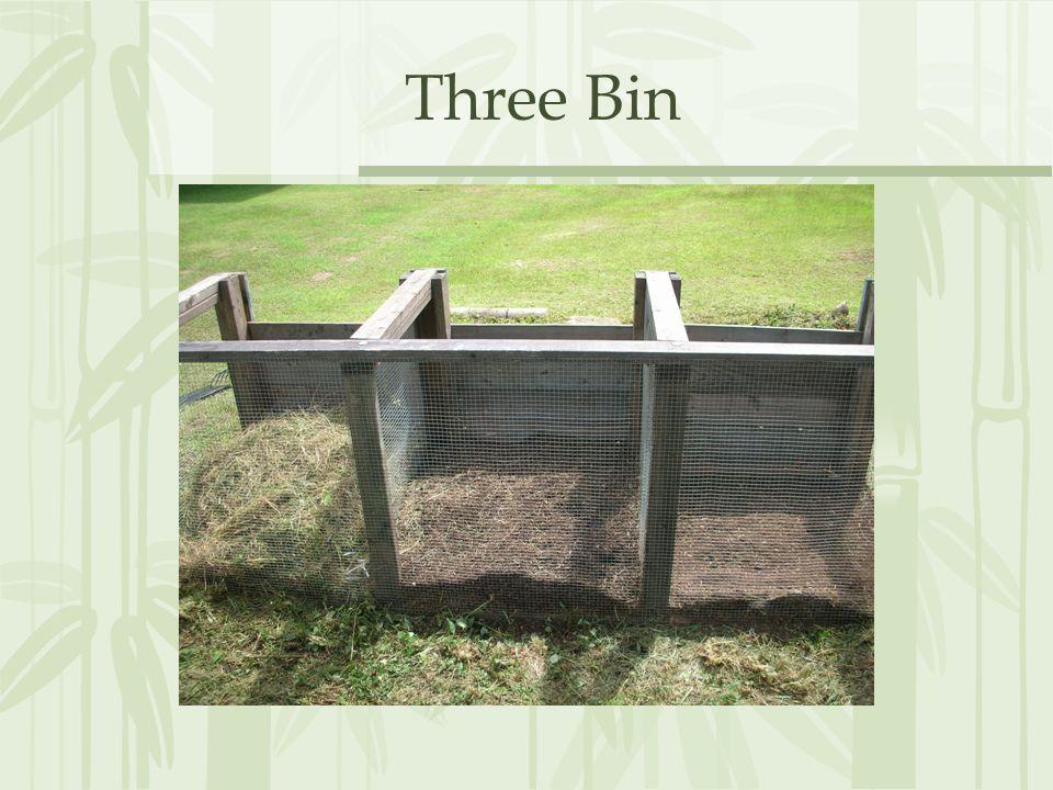 Three Bin