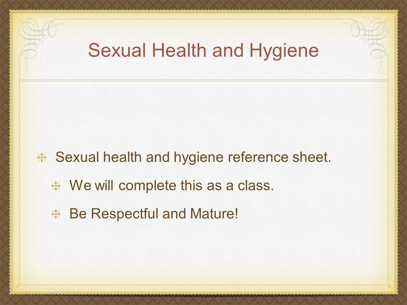 Sexual Health and Hygiene Question #6 The formal term for a jock strap is ______?